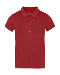 WOMAN MERINO POLO
