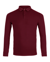 ACTION MERINO LONG SLEEVES POLO
