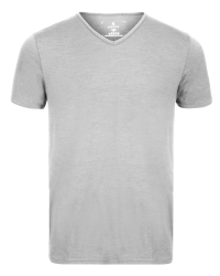 ACTION MERINO V-NECK TEE