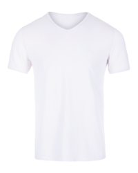 PERFORMANCE TENCEL V-NECK TEE