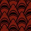 Burgundy sharks